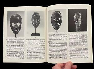 AFRICAN & OCEANIC ART PHILLIPS TRIBAL ART AUCTION CATALOG APRIL 1987 YORUBA IBO