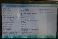HP Pavilion dv5 Laptop Not working, for parts / repair SOLD AS IS