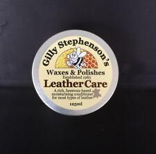 Gilly Stephenson's Leather Care - 125ml