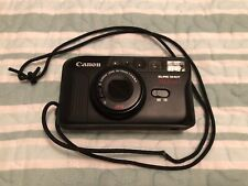Canon Sure Shot Telemax 35mm Point & Shoot Film Camera
