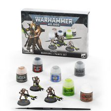 Necron Warriors Paint Set Warhammer 40K NIB