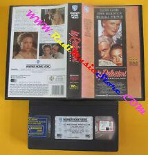 VHS film LE RELAZIONI PERICOLOSE Glenn Close Michelle Pfeiffer WB (F126) no dvd