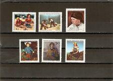 Briefmarken---DDR---1968-----Postfrisch----Mi 1393 - 1398----