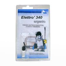 Vernice elettroconduttiva a base Argento - Per lunotti