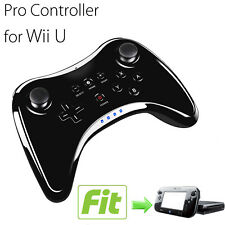 NEW Pro Bluetooth Wireless Remote Controller for Nintendo Wii U + Battery