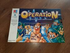 Vintage Operation Electronic Game MB Games 1999 100% Complete Tested VGC