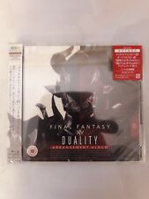 Final Fantasy XIV Duality Arrangement Album (NEW and SEALED)