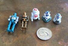Micro Machines Droids Star Wars Lot Of 5 Galoob