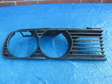 HEADLIGHT FRONT GRILL TRIM O/S DRIVERS 1876092 from E30 BMW 316i TOURING ESTATE