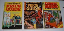 Overstreet Price Guide # 11-12-15...FINE-VF...soft cover-used