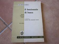 AR880 IL FUNZIONARIO DI BANCA GIOVANNI VERREI 1958