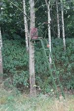 QUALITY HIGH SEAT DEER STALKING EASY UP FOLDING 1 minute RRP £349 roe red fallow
