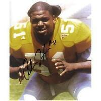 ANDRE TAYLOR Signed TENNESSEE VOLUNTEERS 8x10 Photo PBA