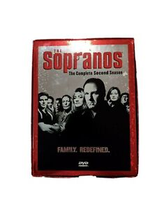 The Sopranos The Complete Second Season Special Box Set