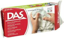 DAS 387000 Air Drying Modelling Clay - 500g, White