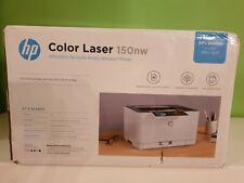 HP Color Laser 150nw Farb-Laserdrucker [ORIGINALVERPACKT]