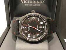 Reloj VICTORINOX SWISS ARMY - AirBoss Black Edition  Ref. V241720 - Box & Papers