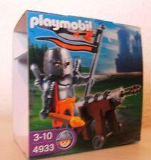 Playmobil Raubritter 4933 Neu & OVP Osterei Kanone  Ritterburg Burg Ritter