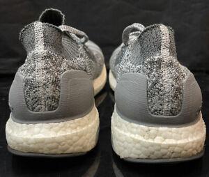 Adidas ultra boost Sz 10 rare Grey pk multi woven 1.0  og
