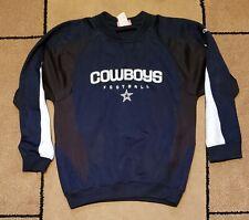 Retro Reebok Men's Dallas Cowboys Sweatshirt sz. Medium NFL Football