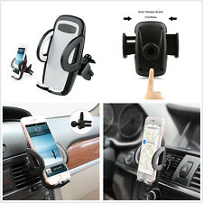 Car Smartphonres Air Vent Mount Holder For 1.9in-3.7in Cell Phone Mobile Phone