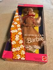 1993 Australian Barbie Dolls Of The World Collection