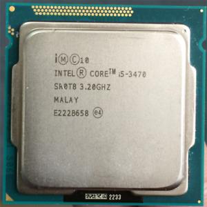 Intel Core i5 3470 CPU