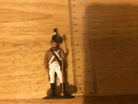 del prado military figure: Austrian Gunner 1809 B22
