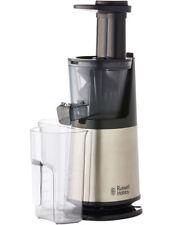 Russell Hobbs Cold Press Slow Juicer Stainless Steel RHSJ100