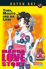 Manga Love Story 62 von Katsu Aki (2016, Taschenbuch)