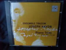 Joseph Haydn - Piano Trios Hob.XV:27-30  -Ensemble Trazom
