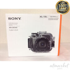 Sony Underwater Housing MPK-URX100A Case For DCS-RX100 Series JAPAN NEW F/S EMS