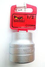 TENG herramientas m1205326-c Enchufe 32mm 6pnt with Unidad de 1.3cmcm 74315102