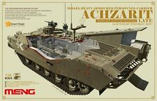 Meng Model 1/35 Israel Achzarit Late Heavy Armd Per. Car. #SS-008