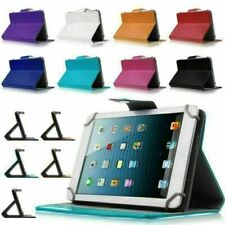 For 8 Inch Tab Android Tablet PC Universal Adjustable Leather Protect Case Cover