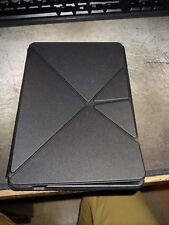 Amazon Kindle Fire HD Standing Polyurethane Origami Case Fits 3rd Gen