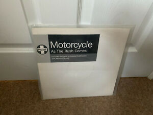"""Motorcycle - As The Rush Comes 12"""" PROMO"""