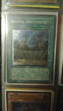 Yu-Gi-Oh! Antica Città Rovine Arcobaleno ultimate Drago Yugioh Yu Gi Oh