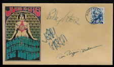 1967 Grateful Dead Monterey Pop Festival Featured on Collector's Envelope OP1263