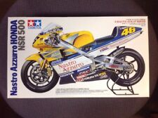 KHS - 1/12 TAMIYA MODEL KIT #14082 NASTRO AZZURRO HONDS NSR 500