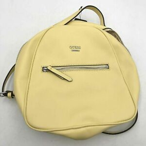 Guess Yellow Backpack-NWT