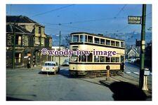 gw0401 - Sheffield Tram no 233 at Woodseats - photograph