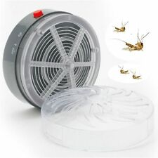 Solar Buzz Kill Zapper Killer UV Light Fly Insect Bug Mosquito Lamp Home Kitchen