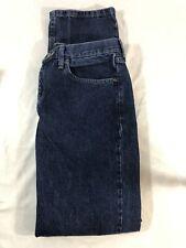 wrangler Blue jeans men's 34x34.