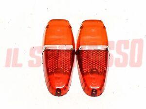 Plastic Lights Rear-Lights Altissimo Full Fiat 1400 - 1900 Sedan