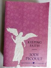 Keeping Faith a Paperback Novel Book by Jodi Picoult