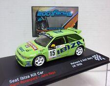 SEAT IBIZA KIT CAR #15 ROVANPERA RAC RALLY 1996 1/43 ALTAYA
