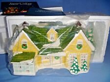 NANTUCKET RENOVATION - Snow Village - Ltd. to Year of Production 1993 - #54410