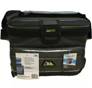 Arctic Zone Zipperless Cooler Bag - 12 Can Capacity Hardbody Liner Smart Shelf