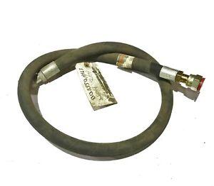 New Holland Flexible Hydraulic Hose E7NND558DB NOS